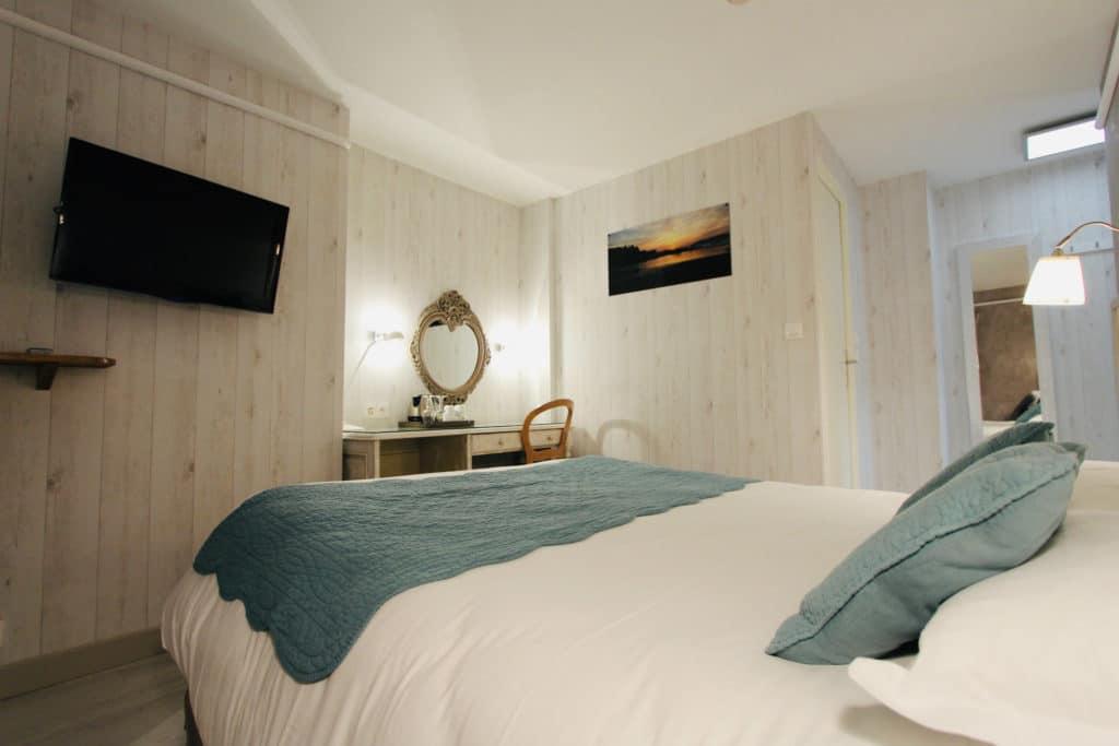 chambre cabine hotel des abers saint malo