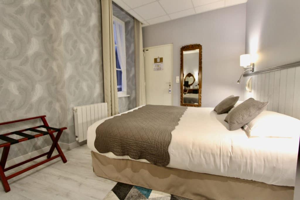 chambre standard hotel des abers saint malo